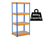 Heavy Duty Rapid 1 Racking 915mm - 1220mm wide