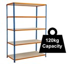 Standard Duty Rapid 2 Racking - 1525mm Wide