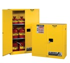 Justrite Heavy Duty Hazardous Substance Storage Cabinets