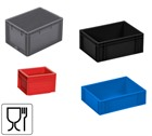 Small Euro Stacker Containers