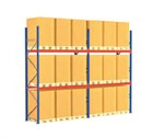 1100mm Deep Pallet Racking 2 Bay Kits