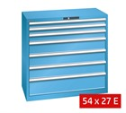 Lista Drawer Cabinets 1023mm W x 572mm D (200kg)