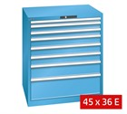 Lista Drawer Cabinets 870mm W x 725mm D (200kg)