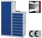 Charging School Laptop Storage Lockers