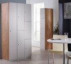Executive Laminate Door Lockers 380mm Width, 380mm Depth