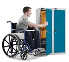 Disability Low Height Locker