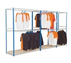 Free Standing Rapid 2 Garment Racking