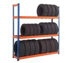 Rapid Heavy Duty Tyre Racking