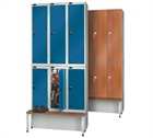 Probe Golf Lockers