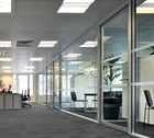 Fully Glazed Partitioning