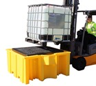Single IBC Spill Pallets