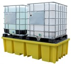 Double IBC Spill Pallets