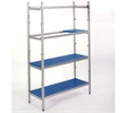 Stainless Steel Twinslot Shelving Richardsons Shelving