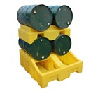 Horizontal Spill Pallet and Dispenser