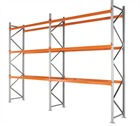 APEX Pallet Racking Bay Kits 1100mm Deep
