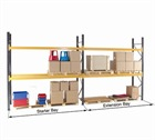 Link51 Pallet Racking Bay Kits 900mm Deep