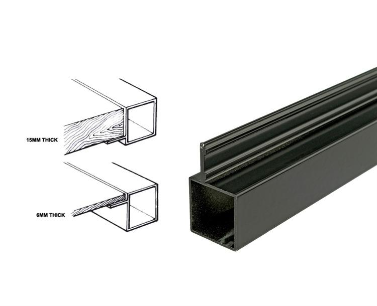 25mm Square Tube System Richardsons Shelving Racking