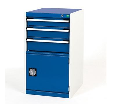 Bott Drawer Cabinets 525mm Wide X 650mm Deep Richardsons Shelving Racking Storage Lockers