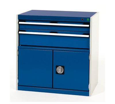 Bott Drawer Cabinets 800mm Wide X 525mm Deep Richardsons