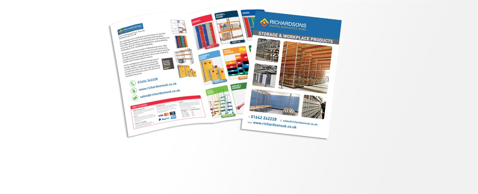 View our online catalogues